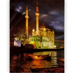 Cami İstikbal Ledli Lamba Modeli