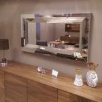 Dikdötgen Dekoratif Ayna Modeli