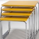 Sarı Metal Ayak İstikbal Zigon Sehpa Modeli 2016