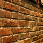 Eskitme Kahverengi Dekoratif Tuğla Duvar Kaplama