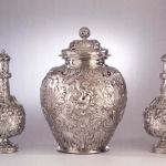 Gümüş Dekoratif Ev Aksesuarı