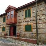 Köylü Kahverengi Dekoratif İç Cephe Taş Duvar Kaplama