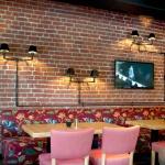 Kahverengi Tuğla Dekoratif Duvar Paneli