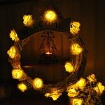 Kapıya Asma dekoratif gece lambası