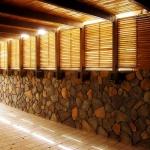 Karışık Dekoratif İç Cephe Taş Duvar Kaplama