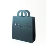 Çanta Şeklinde Dekoratif Dergi ve Gazetelik Modelleri