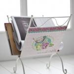 Dekoratif Dergi ve Gazetelik Modelleri 1