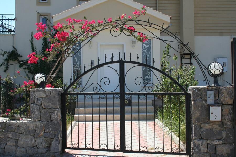 Bahçe Kapı Modelleri1