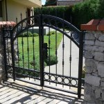 Bahçe Kapı Modelleri7