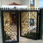 Bahçe Kapı Modelleri9