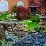 Bahçe Yolu Dekorasyonu 3