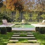 Bahçe Yolu Dekorasyonu 9