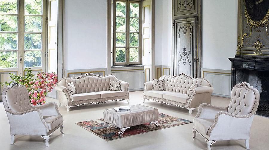 parlak-krem-rengi-avangard-mobilya-modeli