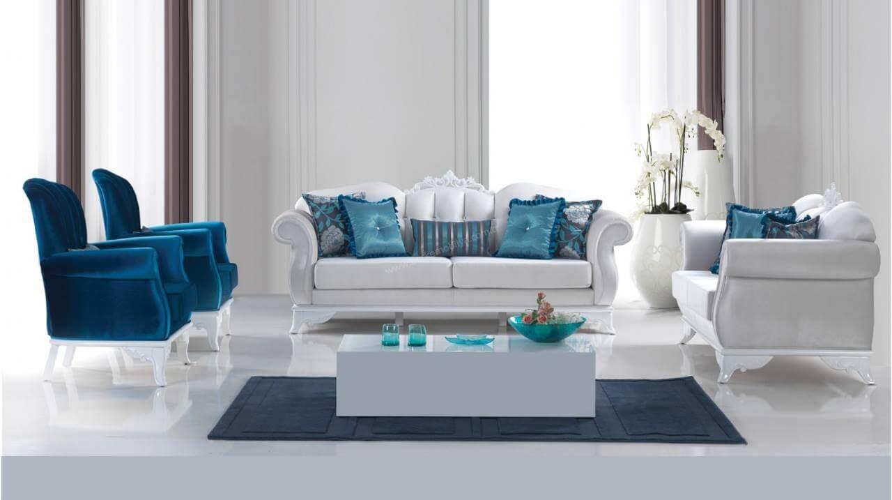 mavi-renk-salon-takimlari