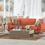 turuncu-renk-koltuk-takimlari