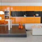 turuncu-renk-mutfak-dolaplari