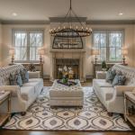 2016 klasik oturma odası