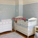 Erkek Bebek Odası Dekorasyonu 2