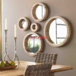 Dekoratif Salon Ayna Modelleri 1