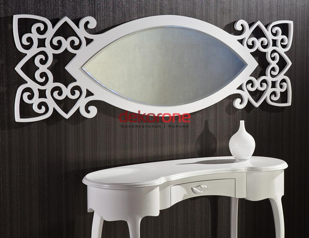 Dekoratif Salon Ayna Modelleri 3