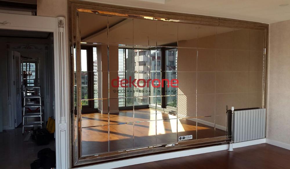 Dekoratif Salon Ayna Modelleri 6