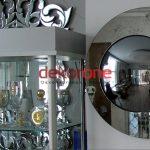 Dekoratif Salon Ayna Modelleri 8