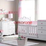 Küçük Bebek Odası Dekorasyonu Modelleri 5