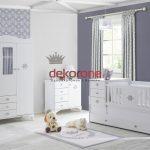 Küçük Bebek Odası Dekorasyonu Modelleri 7
