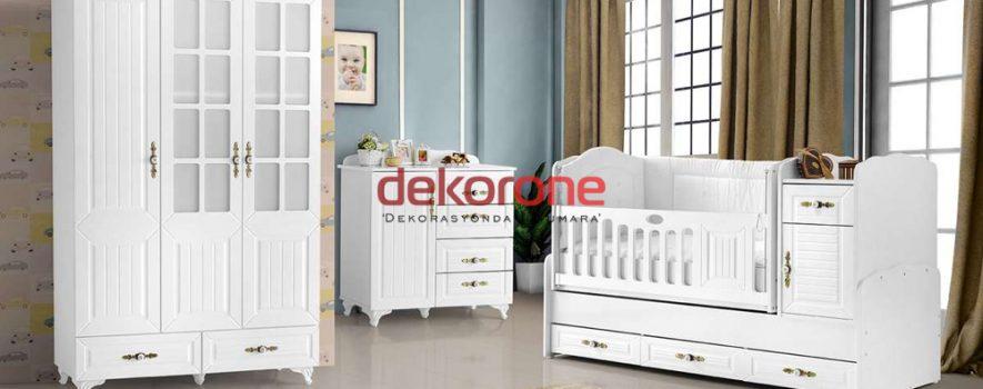 Küçük Bebek Odası Dekorasyonu Modelleri 8