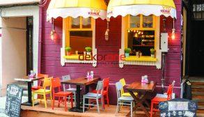 Küçük Cafe Dekorasyon Fikirleri 2