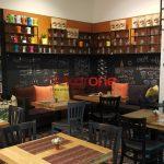 Küçük Cafe Dekorasyon Fikirleri 3
