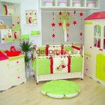erkek bebek odasi dekorasyonu 1