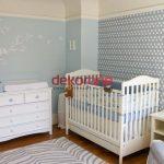 erkek bebek odasi dekorasyonu 6