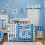erkek bebek odasi dekorasyonu 7