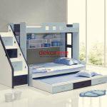3 Kişilik Ranza Modelleri ve Fiyatları 7