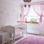 erkek bebek odasi perde modelleri 6