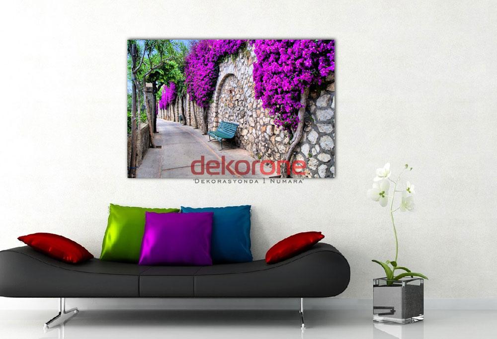 duvar dekorasyon fikirleri 4