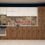 iki renkli mutfak dolabi modelleri 1
