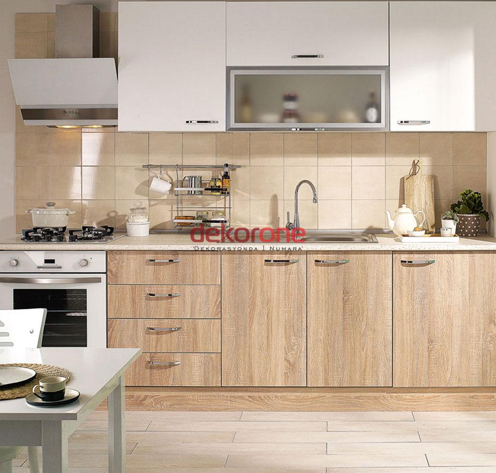 iki renkli mutfak dolabi modelleri 3. Black Bedroom Furniture Sets. Home Design Ideas