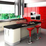 acik mutfak salon modelleri 4