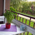 kucuk balkonlar icin dekoratif fikirleri 1