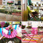 kucuk balkonlar icin dekoratif fikirleri 7