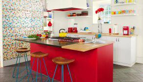 rengarenk mutfak dekorasyonu 5