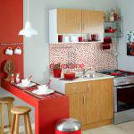 kucuk mutfaklar nasil dekore edilir 2