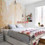 kucuk yatak odasi nasil dekore edilir 3