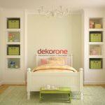 kucuk yatak odasi nasil dekore edilir 4