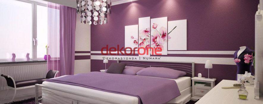 kucuk yatak odasi nasil dekore edilir 7