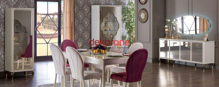 yemek odasi dekorasyonu icin oneriler 8