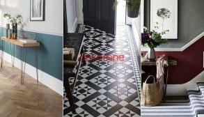 2018 Koridor ve Antre Dekorasyonu Modelleri 2