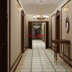 2018 Koridor ve Antre Dekorasyonu Modelleri 5